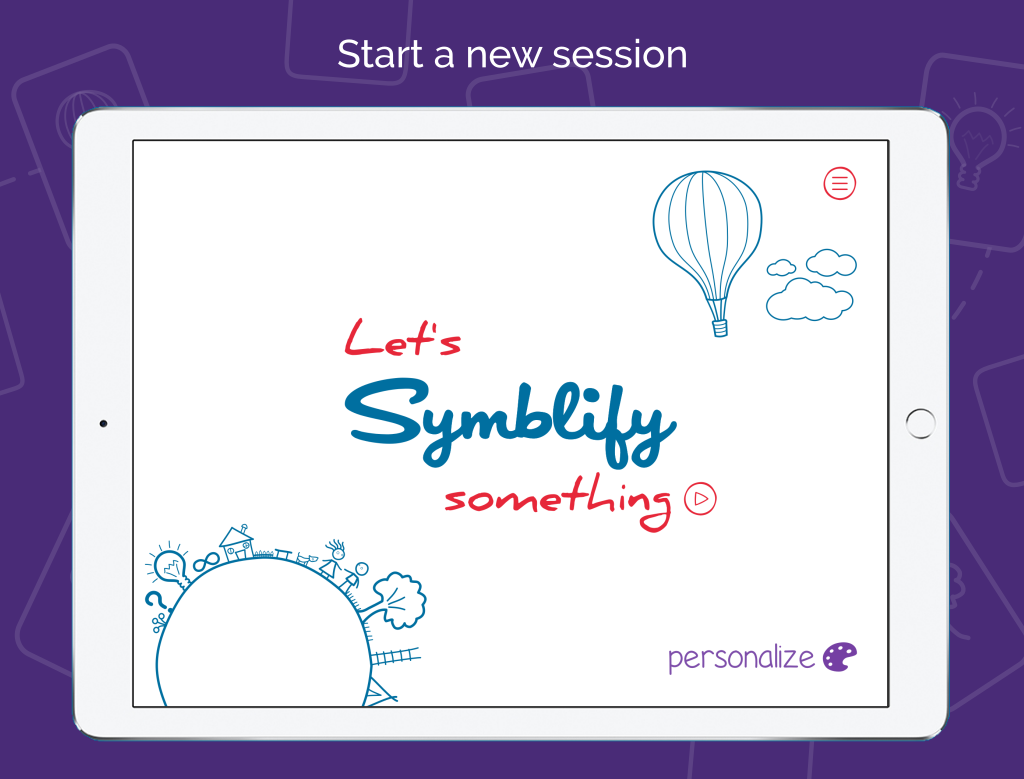 Life Coach App - Symblify - Start A New Session