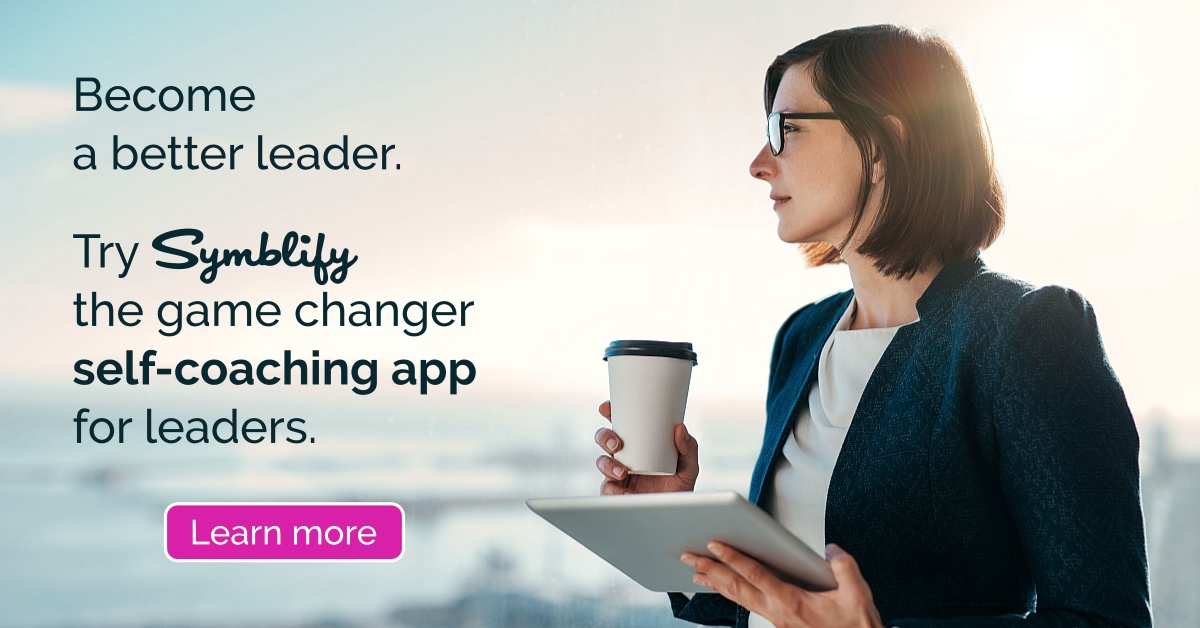 better leader leadership coaching app Symblify